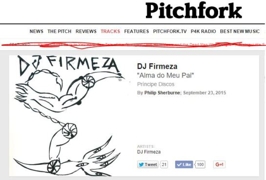 FIRMEZA track review Pitchfork